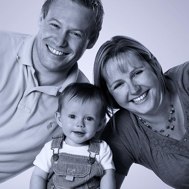 family portrait photography with studio at the east end of the meadows in edinburgh